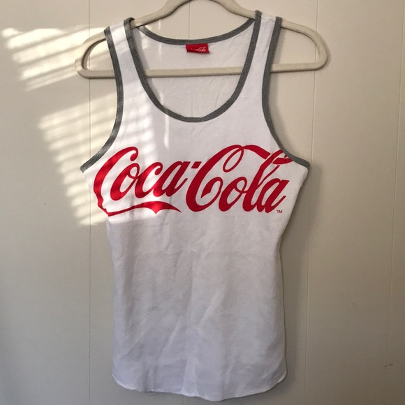 88b91379b9a79 Coca Cola Other - Coca-Cola Tank Top